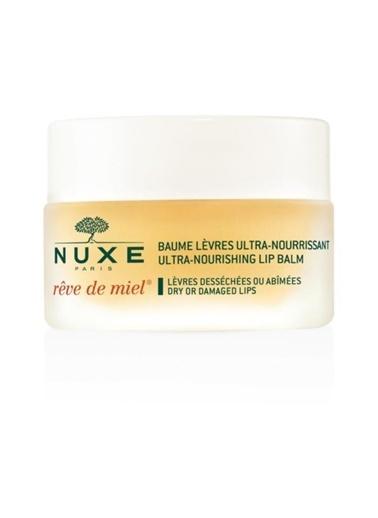 Nuxe Nuxe Baume Levres Besleyici Onarıcı Dudak Kremi 15 G Renksiz
